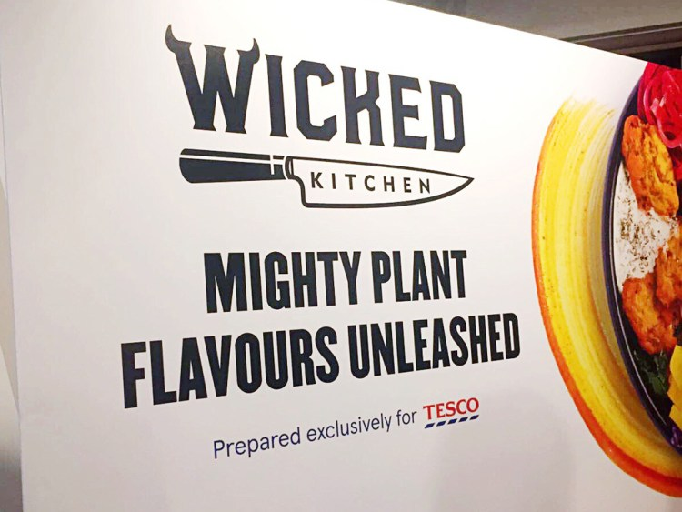 Tried and tested wicked kitchen vegan ready meals for tesco wicken kitchen vegan ready meals solutioingenieria Choice Image