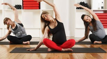 TRIED & TESTED: Pregnancy Yoga at Frame, Shoreditch