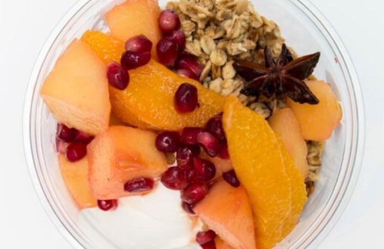 Mandira Yoghurt Bar - sweet bowl