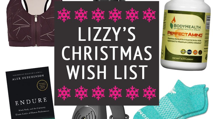 Lizzy CHristmas Wish List