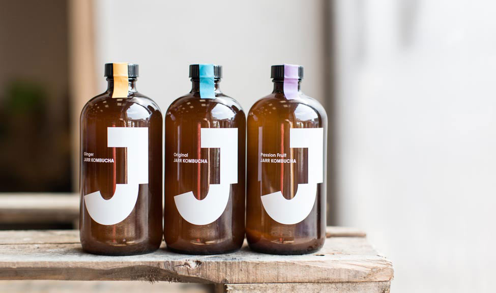 Dry January - JARR Kombucha