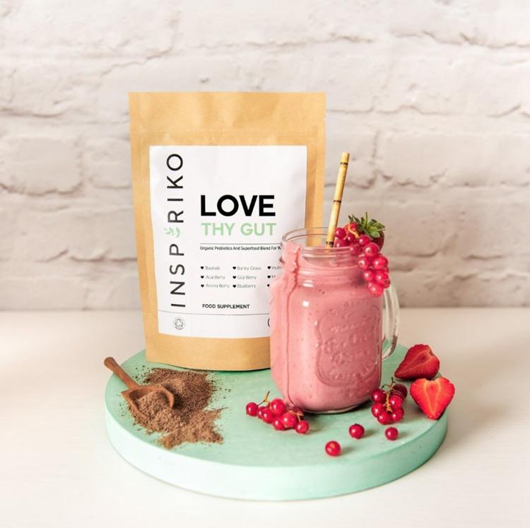Inspiriko Love Thy Gut prebiotic blend