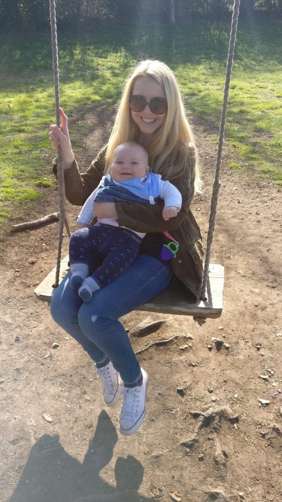 Woolley Grange with kids