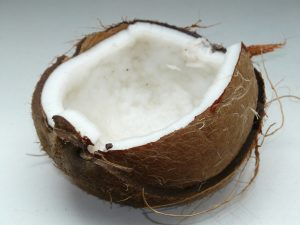 Virgin coconut oil is extracted from fresh meat of mature coconut,