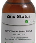 Zinc solution is used in Zinc Tally Test to assess zinc status of patients