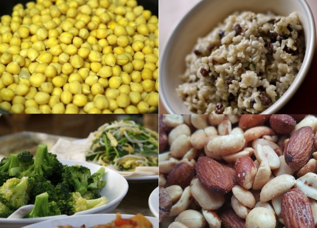 Complete Vegetarian Proteins