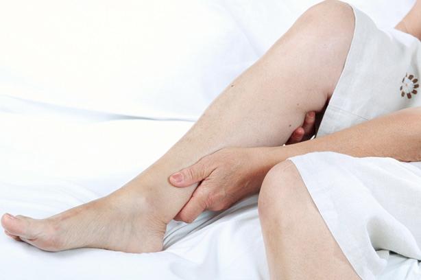 leg cramps what causes them