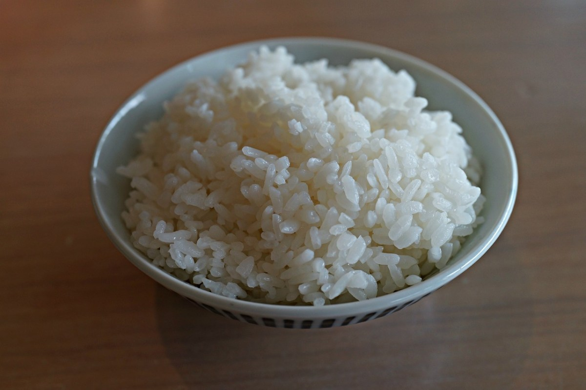 Arsenic warning – should I stop eating rice?