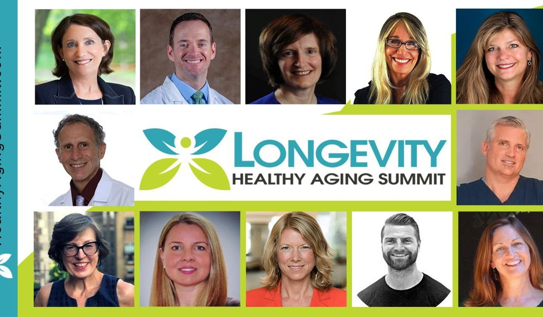 VIRTUAL Healthy Aging Summit – 50 Longevity & Healthy Aging Experts
