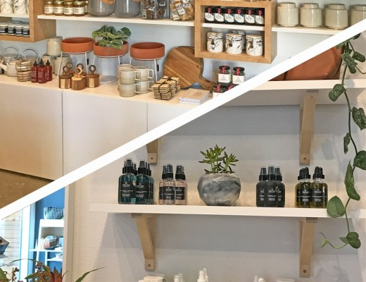 Picture of Thread + Seed - a new store in the Banker's Hill neighborhood of San Diego sells all natural skin care lines like Herbivore, Palermo and Little Barn Apothecary in addition to gourmet gifts. It was opened by the owner of Graffiti Beach in South Park