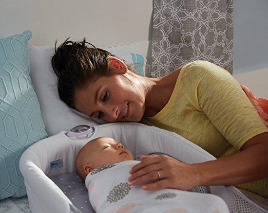 Sleep hacks for new parents
