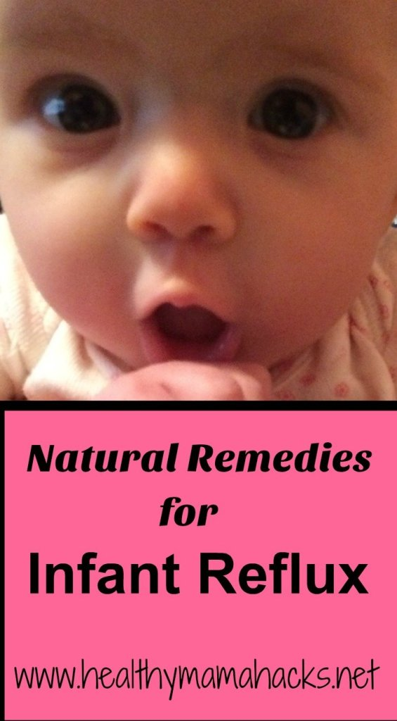 fast natural relief of infant relux