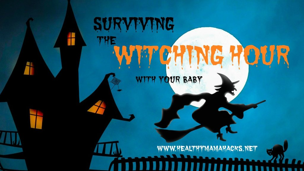 "STOP the dreaded ""witching hour"" before it even starts. 3 tips to prevent a fussy baby during the evening!"