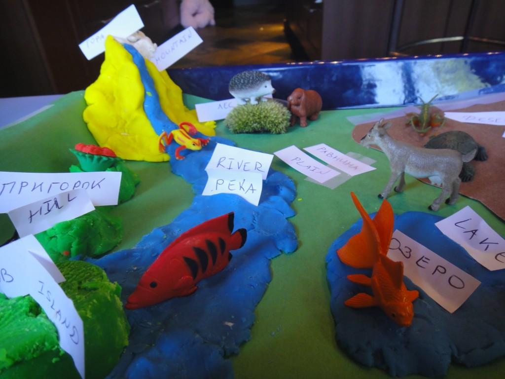 Preschool Geography Landforms