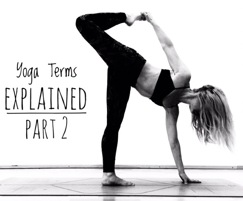 Yoga Terms Explained: Part 2