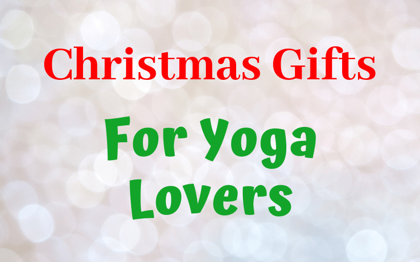 10 Christmas Gifts for Yoga Lovers