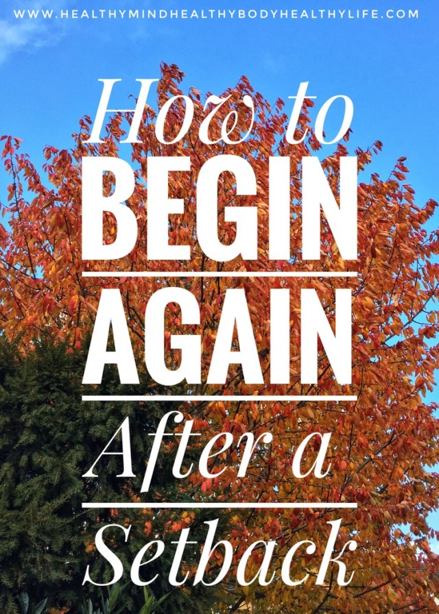 How to start again and change your life after a setback by using resolutions and the new year as a bouncing board to make this year your best year yet