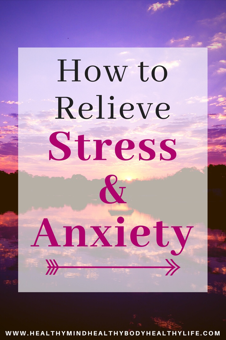 How to relieve stress and anxiety using mindfulness techniques