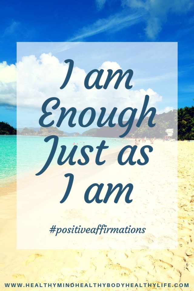 33 Positive Affirmations to Change Your Life - Healthy Mind Healthy