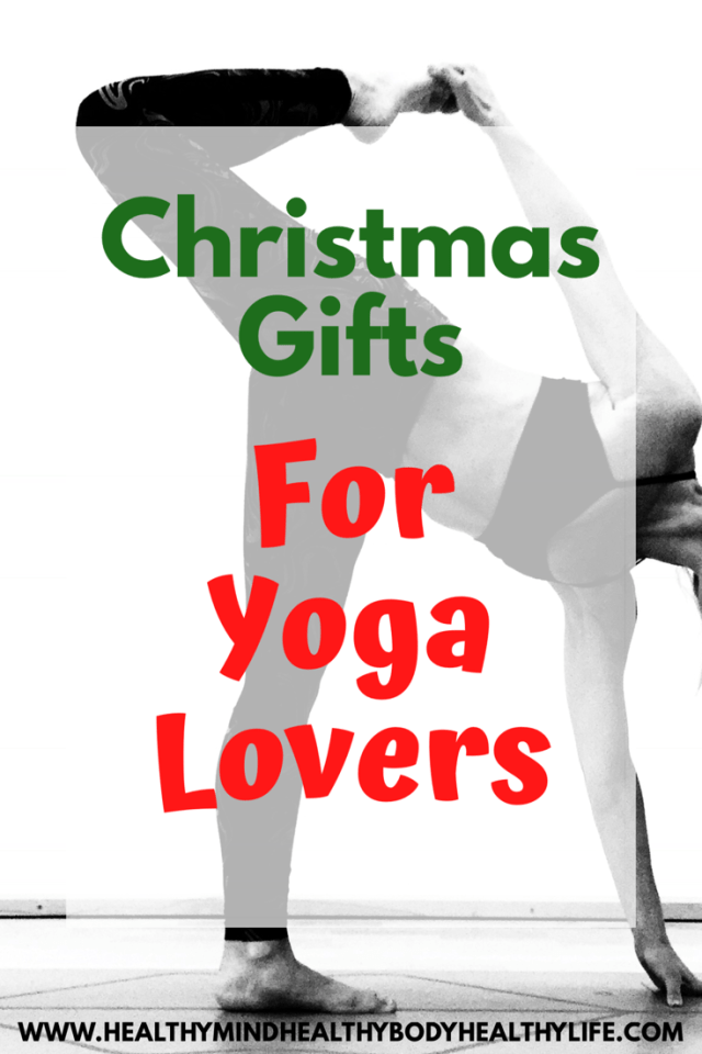 Check out these great Christmas Gifts for Yoga Lovers, look no further than this wide selection when making your shopping list this Christmas!