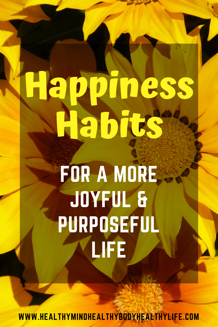 7 days of short inspiring articles to a more joyful and meaningful life. Implement these Happiness habits that will change your life today
