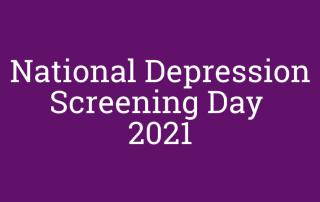 national depression screening day 2021