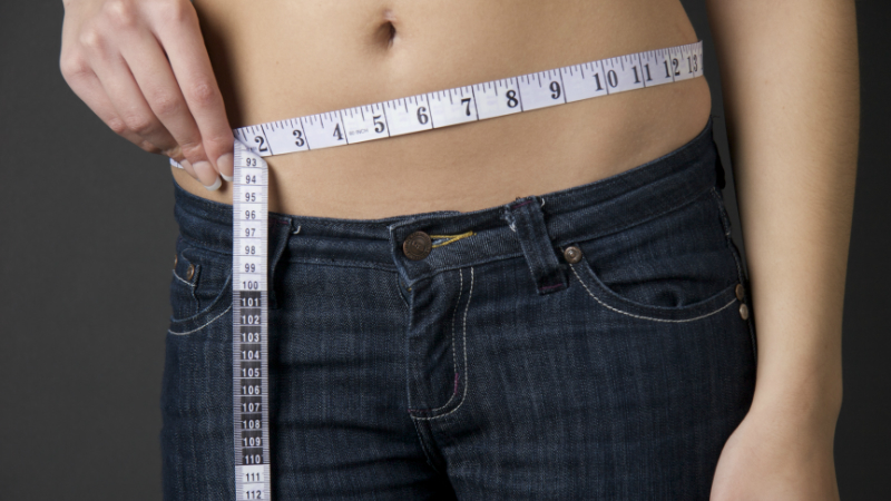 Losing weight is all about what you gain