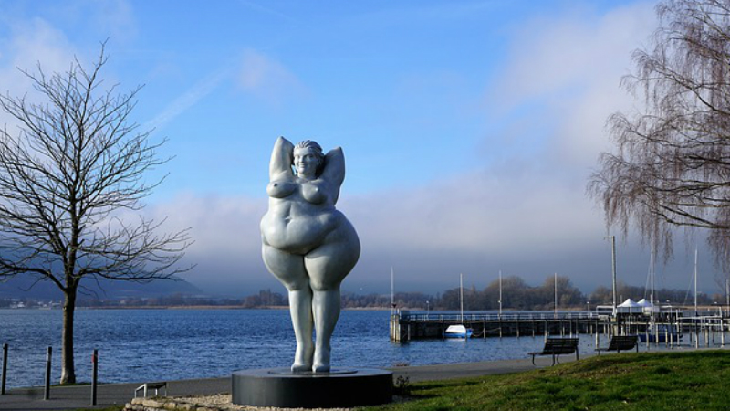 Extreme Obese Women Serious Health Dangers