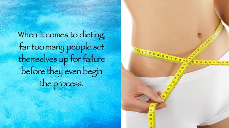 The Dieting Mind Set