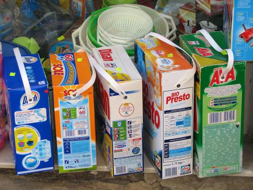 Detergente - Jo.schz