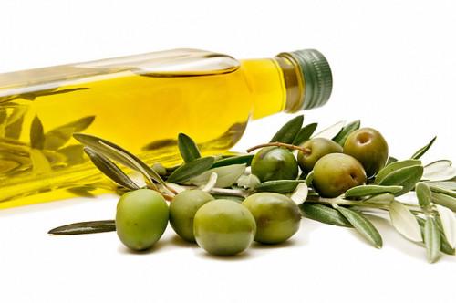 Olive Oil in bottle to change eye color