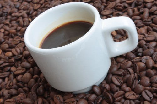 9.Drink Decaf Coffee