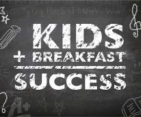Image result for kids + breakfast = success