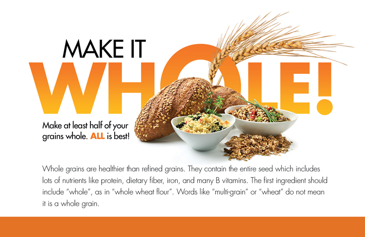 What Grains Contain Whole Entire