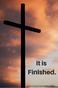 Good Friday – It is Finished