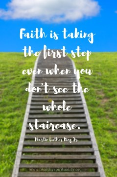 Faith discernment