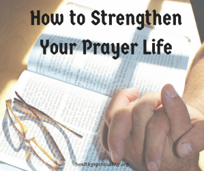 Living a Life of Prayer