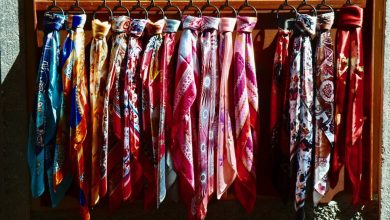 Photo of Fashion guide: how to wear a scarf?