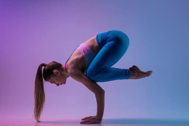Types of yoga and its benefits to the body