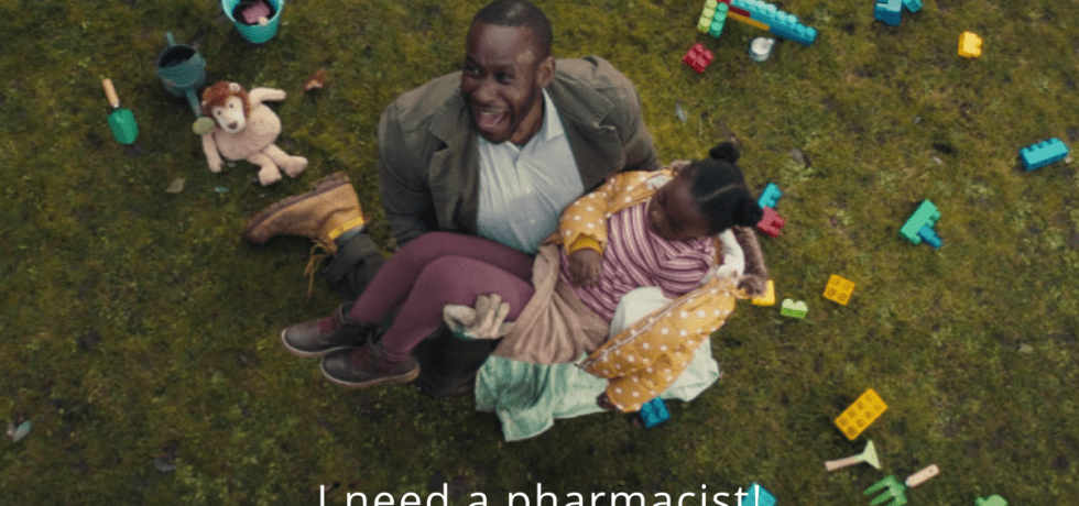 I need a Telford Pharmacist