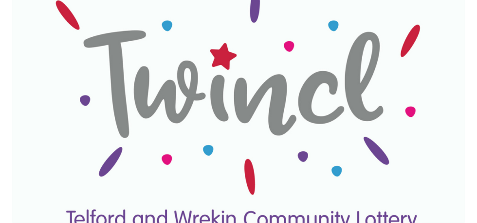 Telford and Wrekin Community Lottery logo