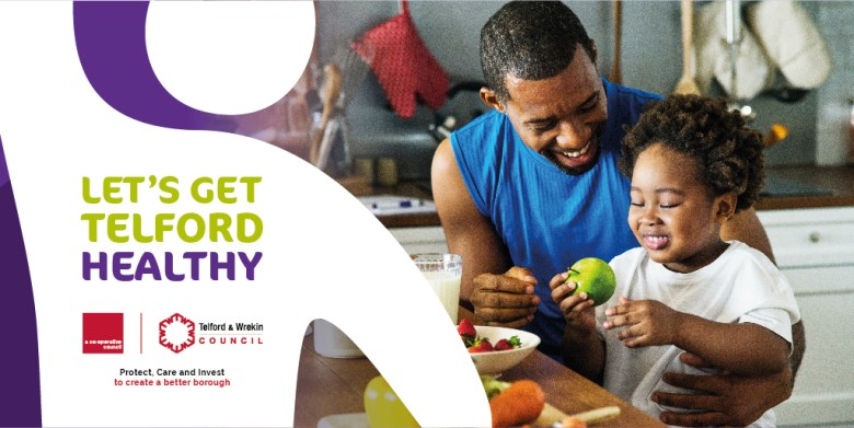 Let's Get Telford Healthy