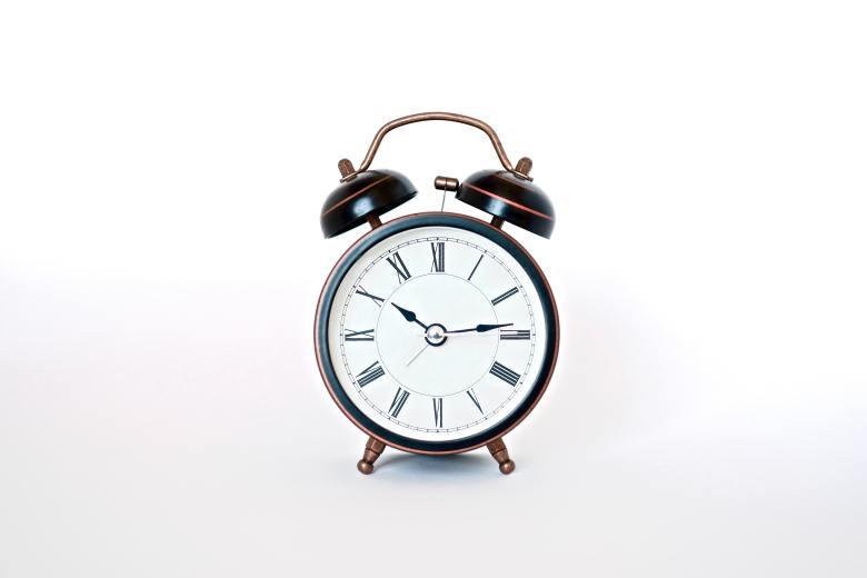 A sleep alarm clock