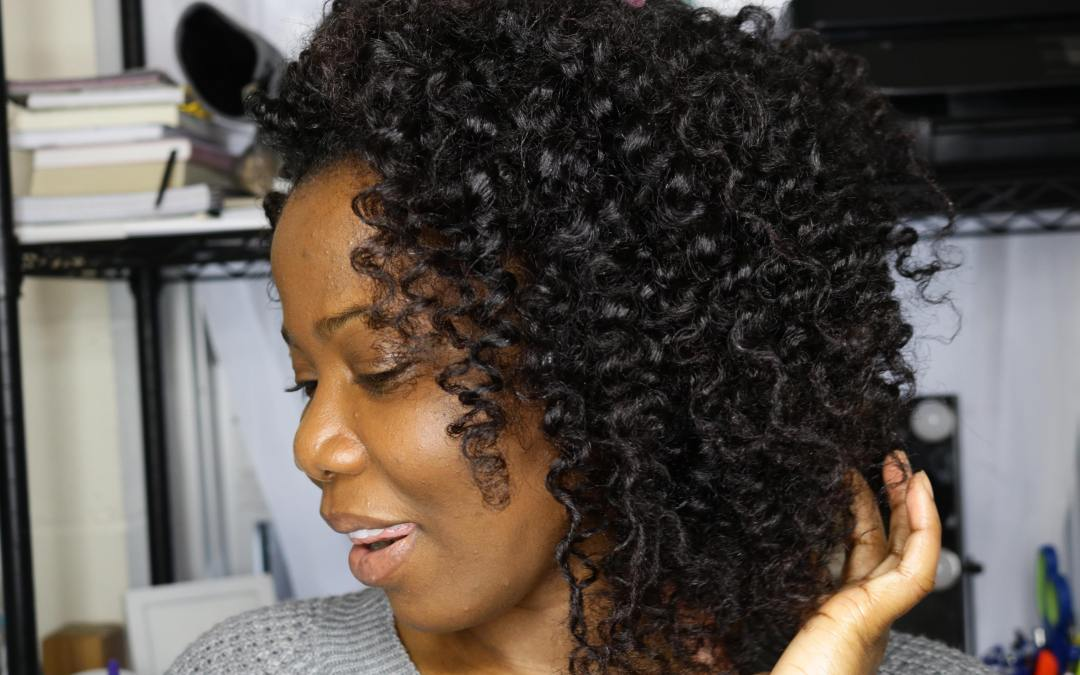 Review From Natural Hair Blogger Freda