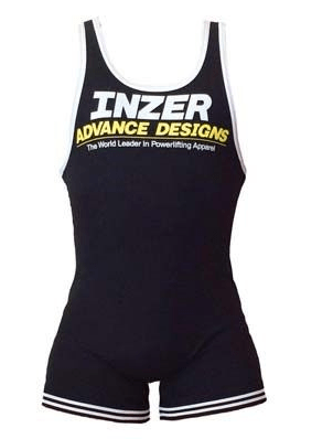 Inzer Olympic powerlifting singlet womens