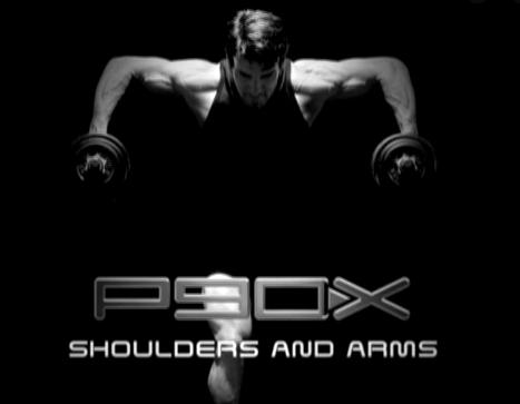 P90x arms and shoulders