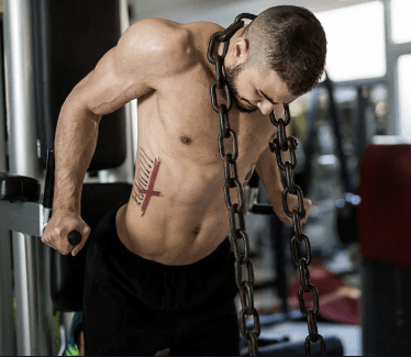 The Weighted Dips Chest Exercise You Need To Try This.