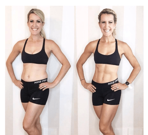 80 Day Peloton Before And After
