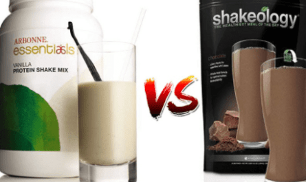 shakes comparable to shakeology