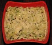 zucchini ka raita